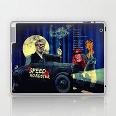 Speed Roadster Laptop & iPad Skin
