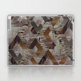 Wood Quilt Laptop & iPad Skin