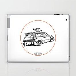 Crazy Car Art 0036 Laptop & iPad Skin