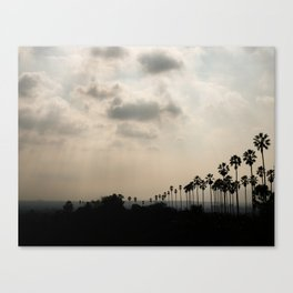 Afternoon Up Top Canvas Print