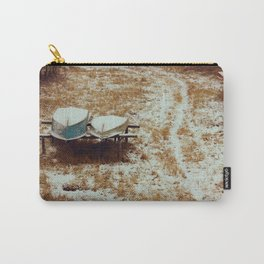 couple boats Carry-All Pouch
