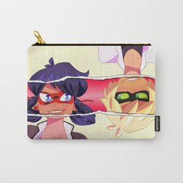 Secret Identity Carry-All Pouch