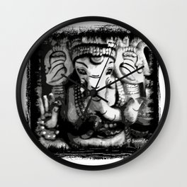 Ganesha (1) Wall Clock