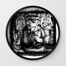 Ganesha (1) Wall Clock