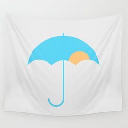 After The Rain Wall Tapestry