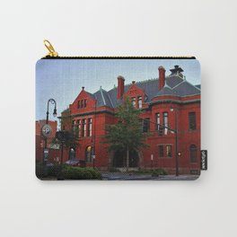 Old City Hall Building Carry-All Pouch