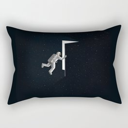Where's the Edge of the Universe? Rectangular Pillow