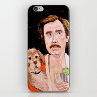 """classy iPhone & iPod Skins featuring """"Stay Classy"""" by Jordan Soliz"""