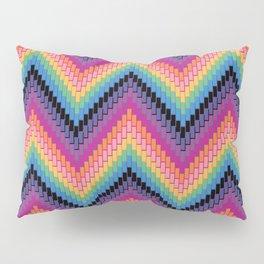 Herringbone Zigzag Pillow Sham