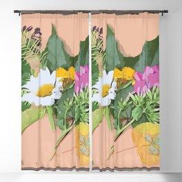 Annaliese's Nature Art Blackout Curtain