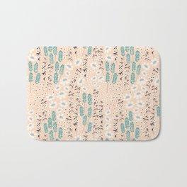 Flower garden 012 Bath Mat