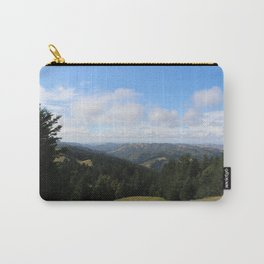 View on Mount Tamalpais Carry-All Pouch