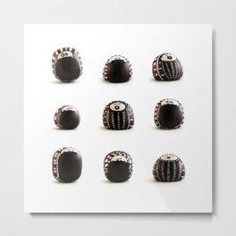 stoneheads 003 Metal Print