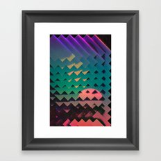 Stagecraft Framed Art Print