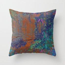 Natural Color Throw Pillow