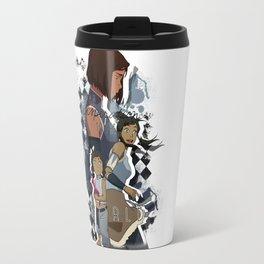 Korra - To The World Travel Mug