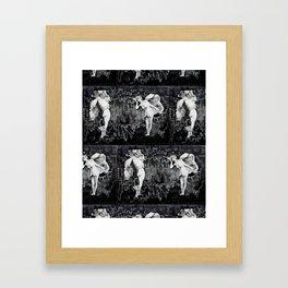 Felix & Em, Revisited Framed Art Print
