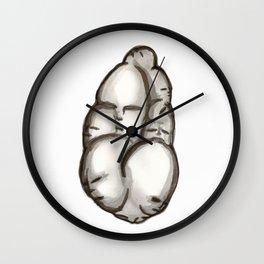Too many people Wall Clock