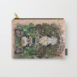 Love is a Song (2017) Carry-All Pouch