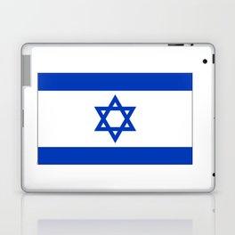 israeli flag Laptop & iPad Skin