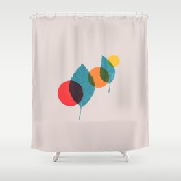 Blowin' in the Wind Shower Curtain