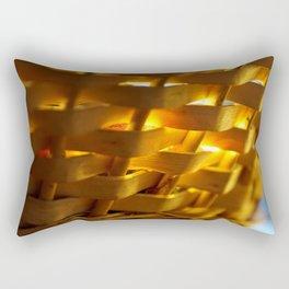 photographic pattern Rectangular Pillow