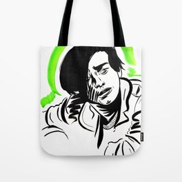 John Connor Tote Bag