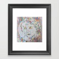 Bette D Framed Art Print