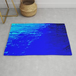 Moon Casting in to the Sea Rug
