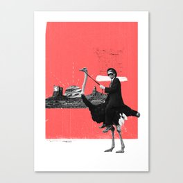 Lone Ranger Canvas Print