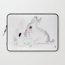 The Rabbit Laptop Sleeve