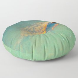 Turtle Floor Pillow