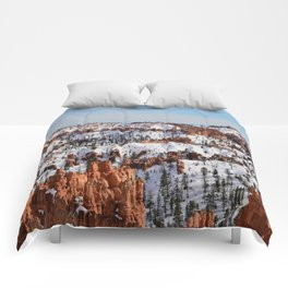 Bryce Canyon - Sunset Point Comforters
