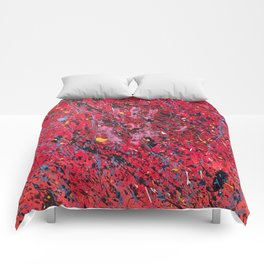 Emotion on Canvas, 2016 Comforters