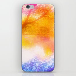 Wild, Mystic and Romance Landscape iPhone Skin