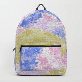 Fields Of Hydrangeas Backpack