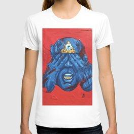 you belong to the villains T-shirt
