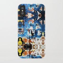 A bit of a lock. iPhone Case