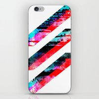 prism iPhone & iPod Skins featuring PRISM³ by DREW WISE