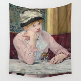Manet,Fine Art,Beautiful,Wall Art,Framed,Poster,Canvas,Prints,Notebooks,Card,Gift,Gifts,Special,Rare Wall Tapestry
