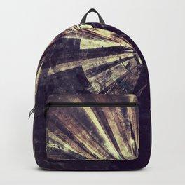 Geometric Art - SUN Backpack