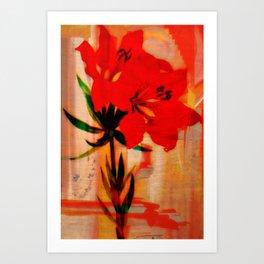 Hi-C Art Print