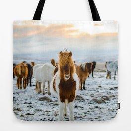 Nordic Wild Tote Bag