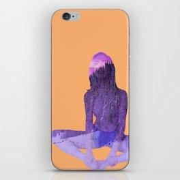 Morning Pose iPhone Skin