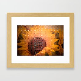 Flowerfull Projects Framed Art Print