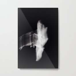 visual sound Metal Print