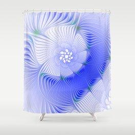design on white -120- Shower Curtain