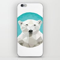 garden iPhone & iPod Skins featuring ♥ SAVE THE POLAR BEARS ♥ by ℳixed ℱeelings