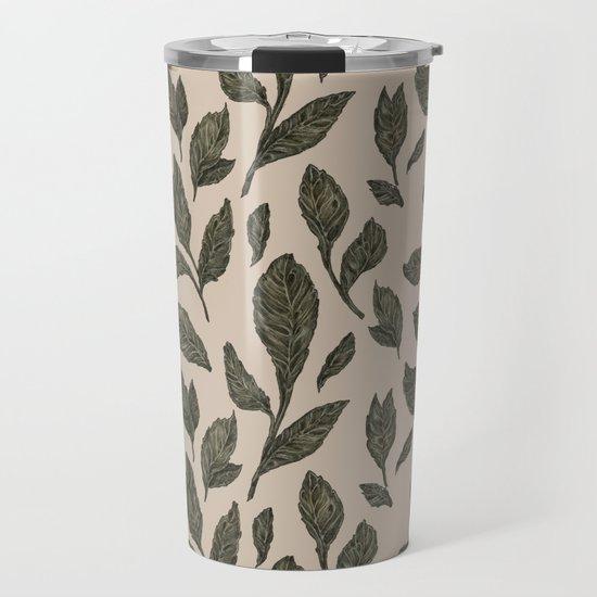 Leaf Pattern by jessicaroux