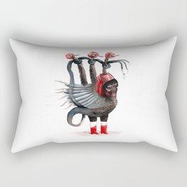 Old Beast Remake Rectangular Pillow
